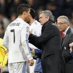 Mourinho lanza un dardo a Cristiano: » Si metes goles pero no ganas nada, es un fracaso de temporada»