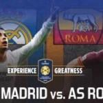 PREVIA:REAL MADRID VS ROMA