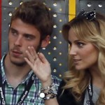 Edurne desvela el fichaje de su novio, David De Gea, por el Real Madrid