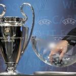 EN DIRECTO SORTEO DE LA CHAMPIONS: PSG, SHAKHTAR y MALMO , rivales del Madrid en la fase de grupos.