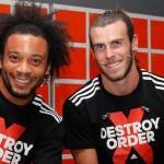 Bale y Marcelo, anfitriones del Torneo 2×2 de ADIDAS