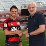 Chicharito también deja el United: nuevo jugador del Leverkusen