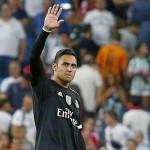 Di Marzio: «Keylor ha pasado el reconocimiento con el United»