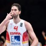 Gasol y un sensacional último cuarto mete a ESPAÑA en cuartos de final del Eurobasket