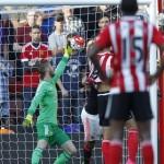 El United le debe tres puntos a De Gea