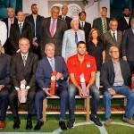 10 históricos madridistas entre los 150 homenajeados por la selección española de basket