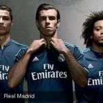 El R.Madrid estrena equipación ante el Malmö