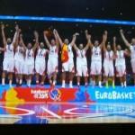 TRICAMPEONES DE EUROPA, Tercer Eurobasket desde 2009