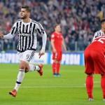 Morata muy cerca de renovar con la Juventus