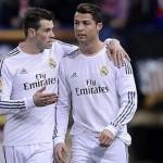 Barnett, agente de Bale: «Gareth está al nivel de Cristiano»