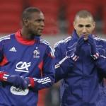 Abidal defiende a su compatriota Benzema: » Tiene calidad para jugar en el Real Madrid»