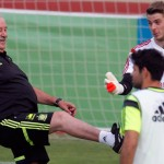 ¡DEL BOSQUE AHORA SI SE MOJA!: si De Gea no juega no irá a la Selección