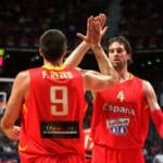 Felipe Reyes: «Gasol es el mejor jugador de la FIBA e incluso de la NBA»