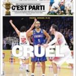 La prensa francesa se rinde al gran PAU: » Como una pesadilla»
