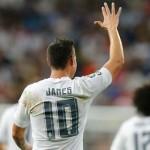 James ha dado diez asistencias de gol en 2015