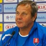 Kozak, técnico de Eslovaquia eligió a Del Bosque