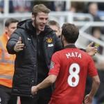 El Confidencial: «Juan Mata, el único apoyo de De Gea en su difícil año en Manchester»