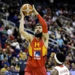 El martes a las 18:30, España vs Grecia, cuartos del Eurobasket
