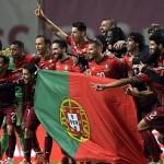 Ya son 7 los países clasificados para la Eurocopa