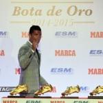 Cristiano Ronaldo cuatro veces grande