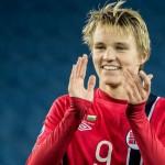 La Noruega de Odegaard va a la repesca