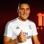 Keylor Navas: «Jugar contra el Atlético es una motivación extra»
