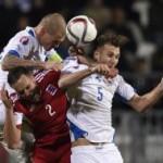 Eslovaquia si hizo los deberes, ganó en Luxemburgo y estará en la Euro 2016