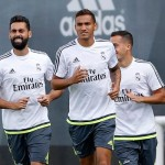 Tercer entrenamiento en la semana del Virus FIFA