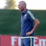 Zidane: » El equipo ha hecho un partido perfecto»