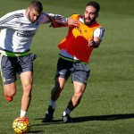 Primera sesión semanal, sin los internacionales, en un nuevo Virus FIFA
