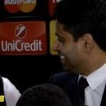 Duro sale en defensa de Ronaldo: » No hay coqueteos, simplemente es amigo del presi del PSG»