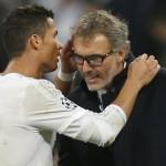 Jugones: » CR7 le dijo a Blanc que le gustaría una final de champions, Madrid-PSG»