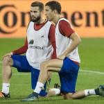SELECCIÓN – Nacho se perfila como titular contra Bélgica
