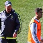 Ortego: «Florentino tiene que hablar con los jugadores distanciados de Benítez»