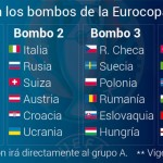 Suecia y Ucrania completan los bombos de la Eurocopa