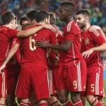 SUB21 – España se pasea contra Georgia (5-0) y se jugará el liderato en Croacia