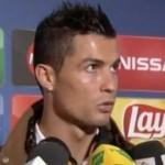 Cristiano Ronaldo: «Tengo dos años más y estoy feliz aquí»