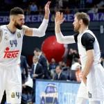 El Madrid inicia el Top16 ante el Brose Baskets