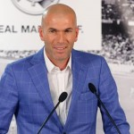 Zidane: » Tenemos el mejor equipo y la mejor afición, vamos a intentar ganar algún título esta temporada»