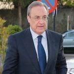Florentino Pérez cumple 1000 partidos como presidente del Real Madrid