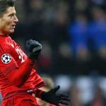 Lewandowski se perderá la eliminatoria de cuartos de final de la Champions ante el PSG