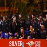 Suecia, Irán y Eslovenia rivales en el Preolímpico