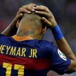 Neymar cansado del mismo tema