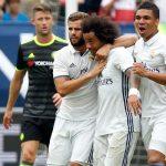 Marcelo termina la pretemporada como pichichi del equipo