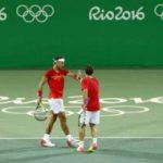 La agenda del sexto día. España busca la tercera medalla en el dobles masculinos.