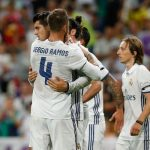 El ZidaneTeam suma su 10 triunfo liguero en el Bernabeu