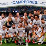 El Real Madrid ha ganado las últimas 11 ediciones del Trofeo Bernabeu