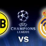Gol de Varane.Borussia Dortmund 1 – 2 Real Madrid. Segunda Parte.