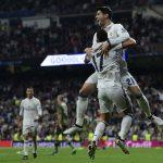 El Madrid tira de pegada para golear al Legia