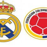 El Real Madrid está molesto con la selección colombiana